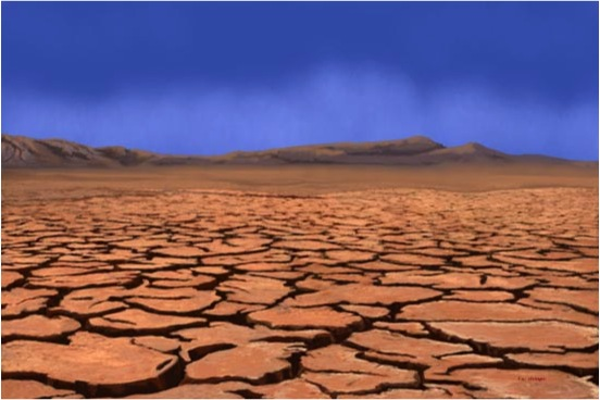 parched earth 5