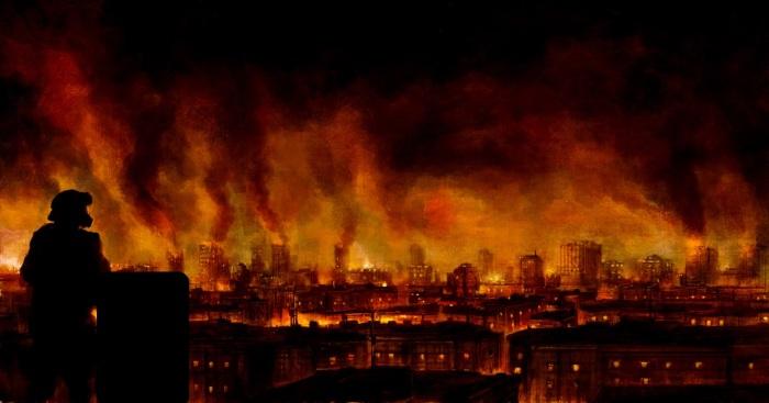 Burning district - Courtesy Sancient