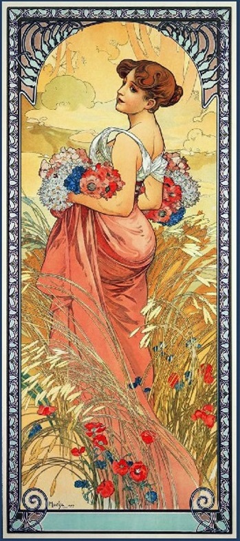 Dance albertis-window com 3alphonse-mucha-the-four-seasons summer