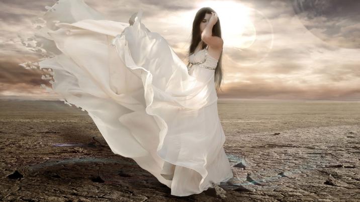 desert zastavki com Girls___Models_Girl_in_a_white_dress_in_the_desert_076056_