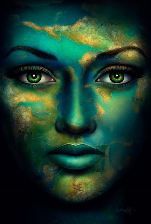 earth blue 3