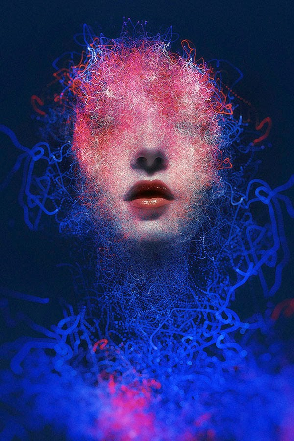 extra ego-alterego com Dream-like-portraits-by-Federico-Bebber1