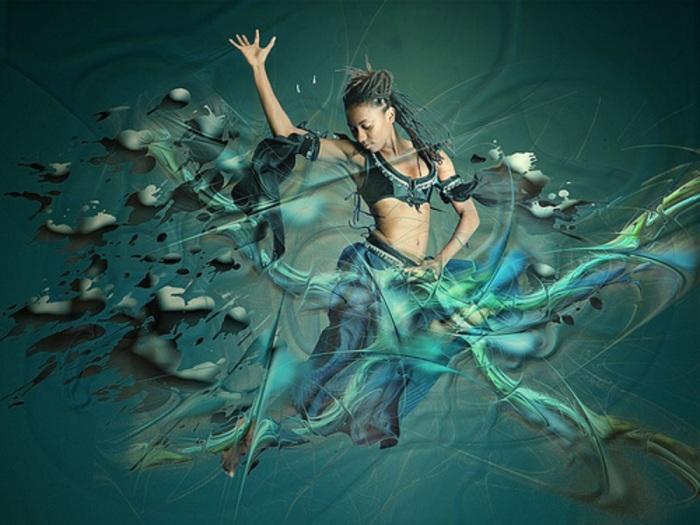 fractal woman1