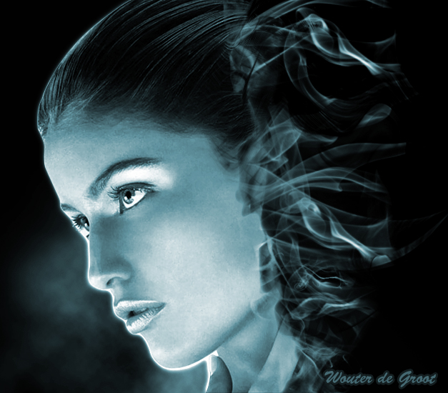 softly deviantart com girl_fading_in_smoke_by_wouter_loi