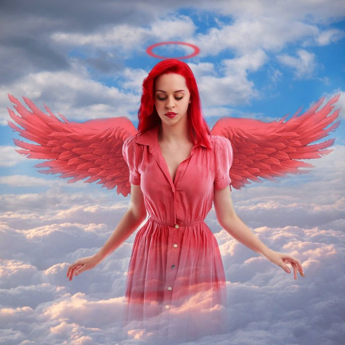 angel deviantart com pink_angel_by_slimdandy-d5xrbyi