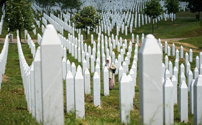 Srebrenica Genocide 20th Anniversary