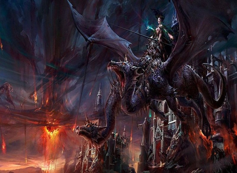 dragon widewallpapershd info