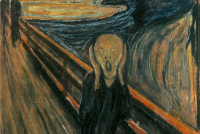 the scream pinterest com