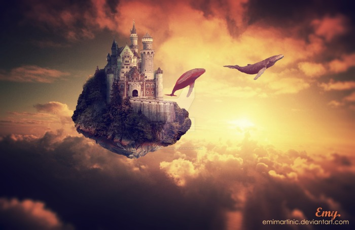cocreate-deviantart-com-floating_castle_and_flying_whales_sunset_by_emimartinic-d89ocsj
