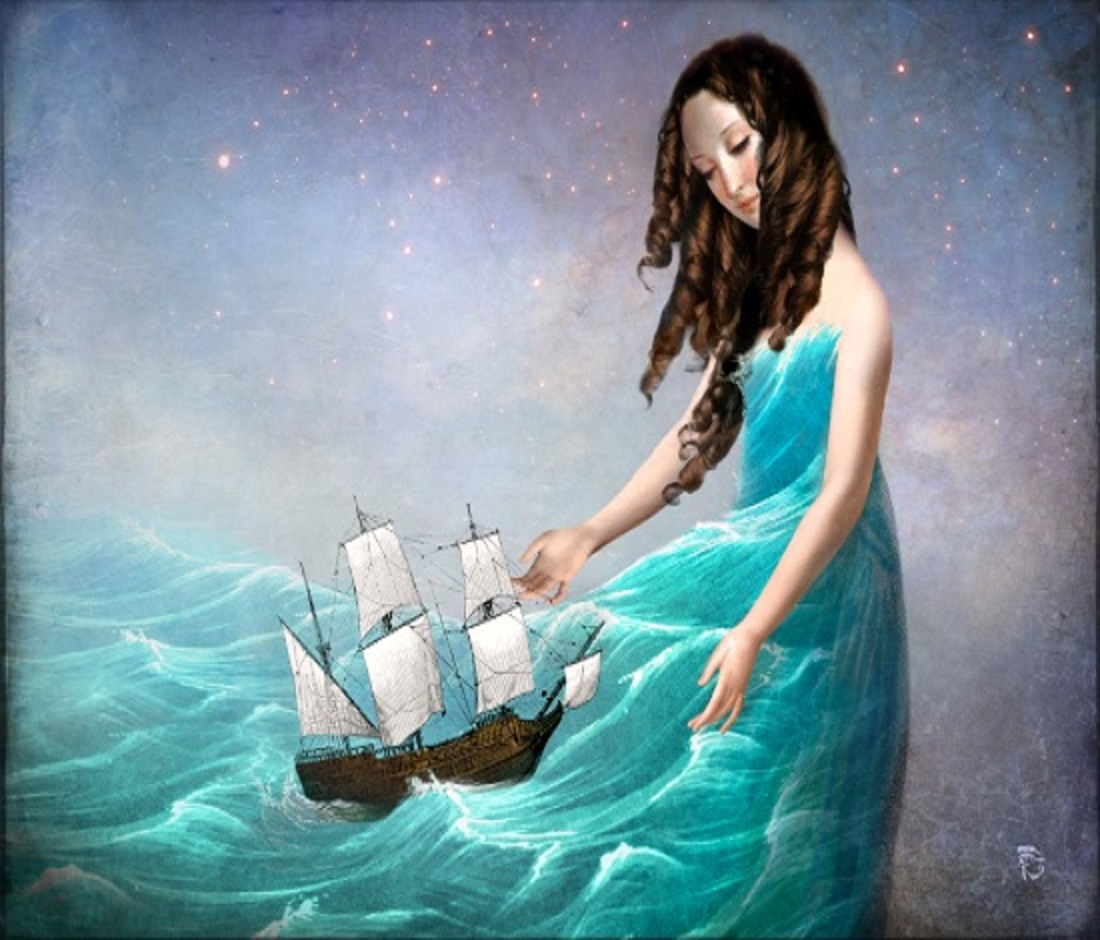 christian-schloe-sailing-ship-in-dress