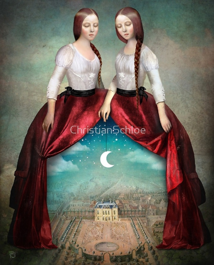 Christian Schloe redbubble