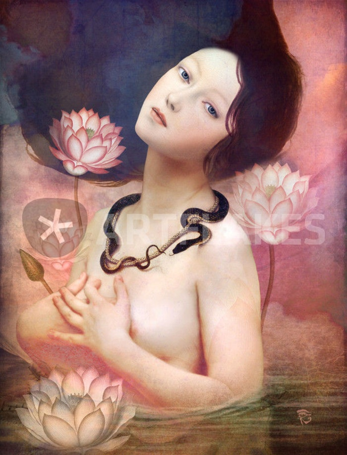christian-schloe-artflakes com 3 the-serpent-lake