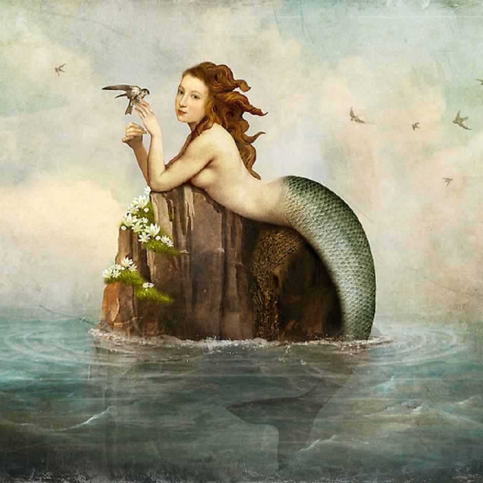 Christian schloe pinterest com 37 mermaid
