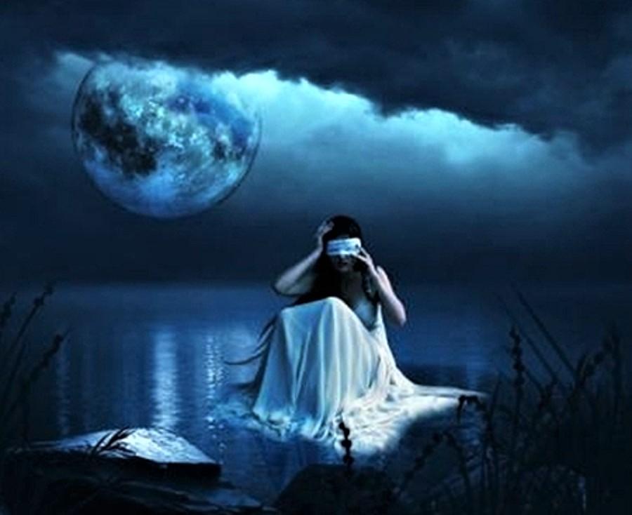 moon woman desktopnexus com